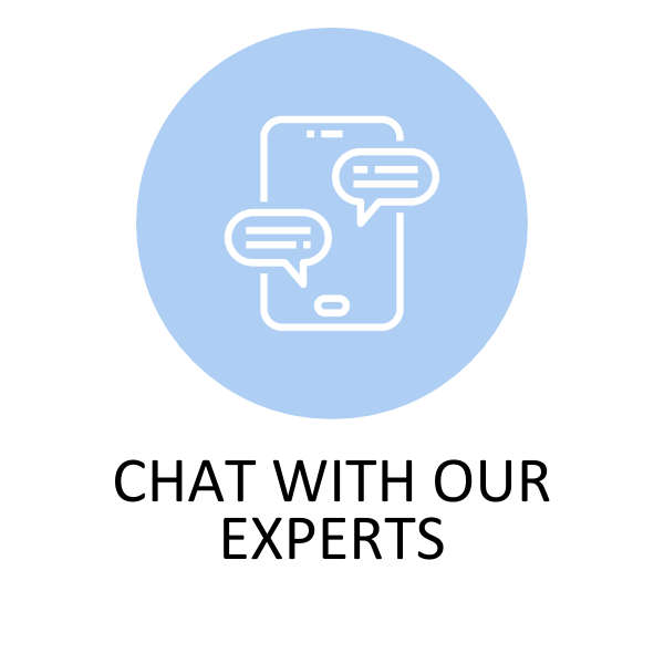 Chat with Our Experts