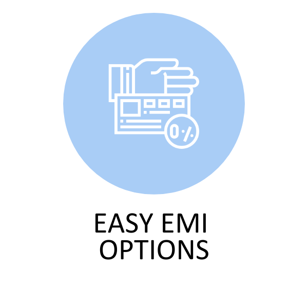 Easy EMI Options