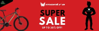 ChooseMyBicycle | Montra Super Sale