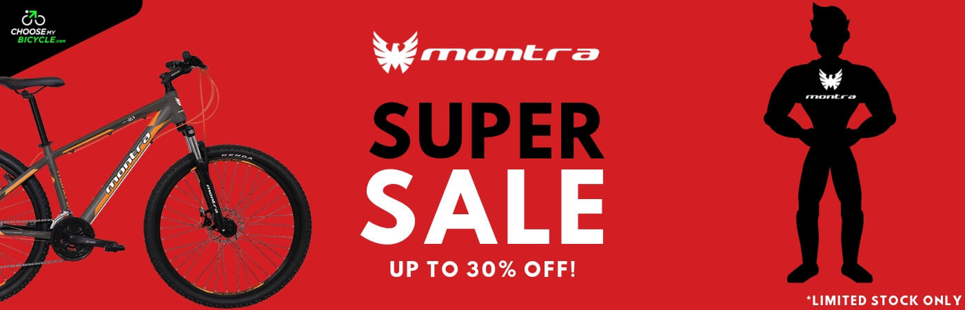 ChooseMyBicycle | Montra Super Sale