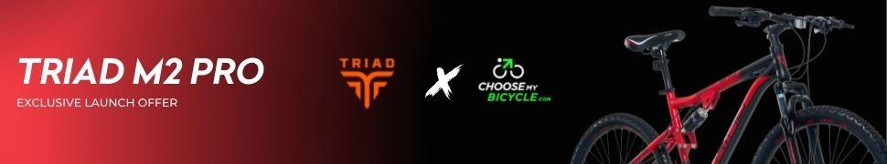 ChooseMyBicycle.com | Triad M2 Pro