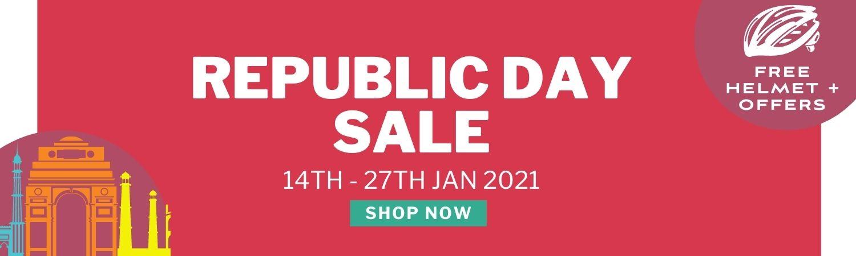 ChooseMyBicycle | Republic Day Sale